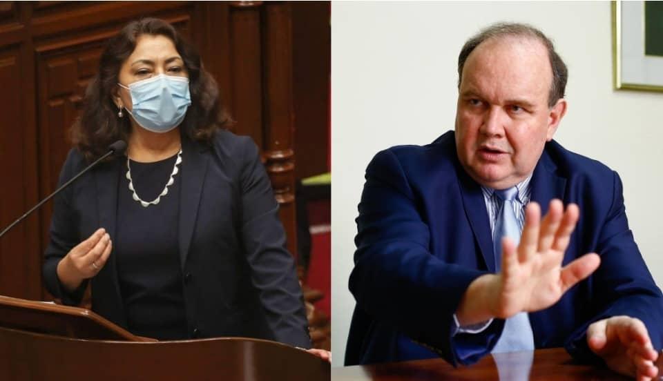 Desmentido: Premier niega que Estados Unidos haya ofrecido vacunas contra el COVID-19 como afirmó López Aliaga