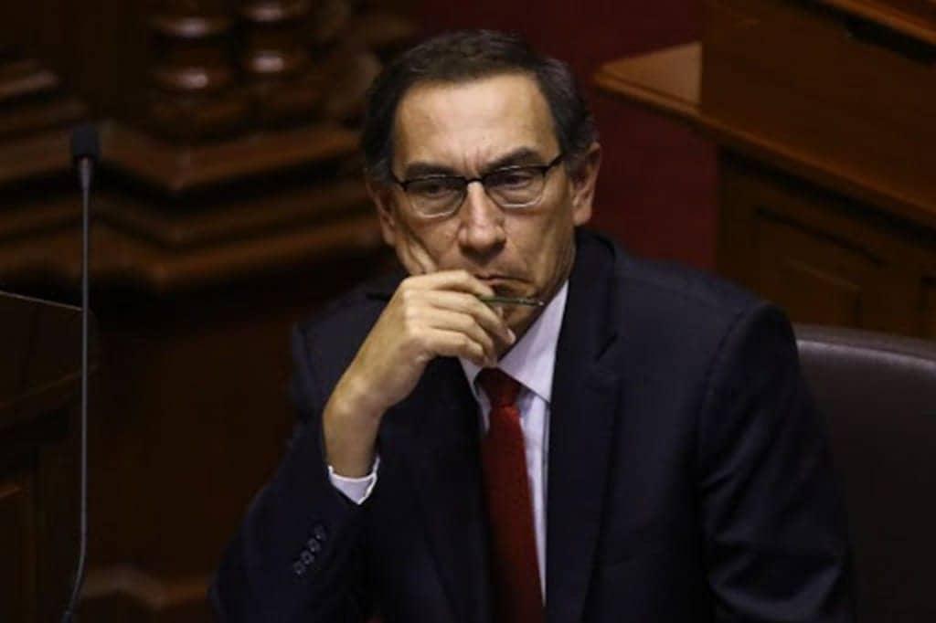 Subcomisión aprueba informe que propone inhabilitar por 10 años de la función pública a Martín Vizcarra