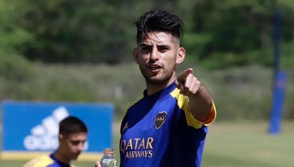 Boca informa que Carlos Zambrano  dio positivo al COVID-19