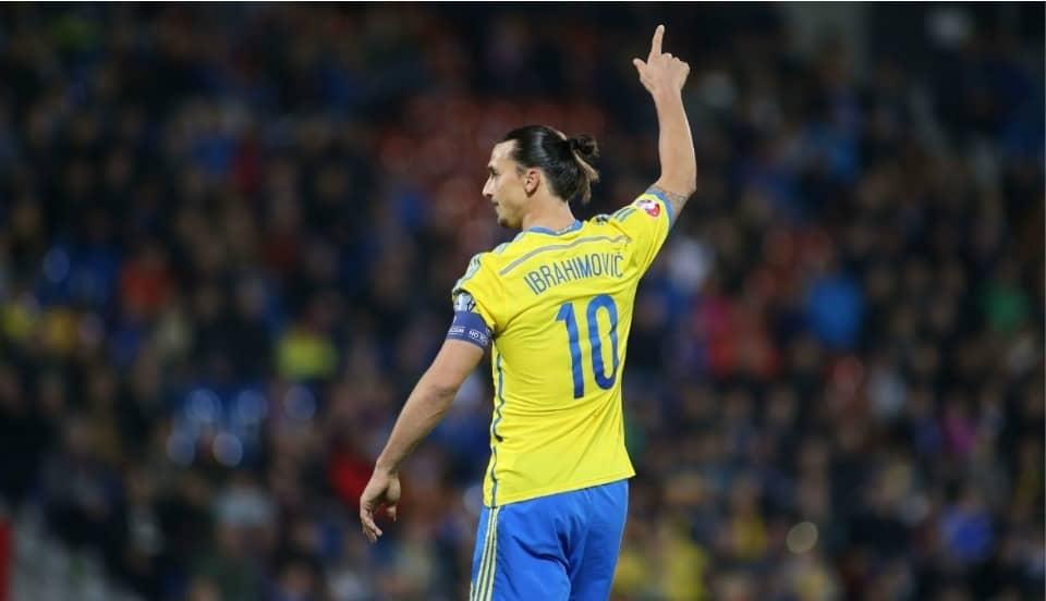 """""""El regreso del Dios"""": Zlatan Ibrahimovic es convocado a la selección de Suecia"""